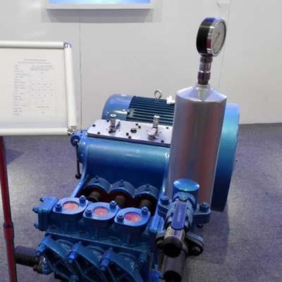 Nguyên lý hoạt động cua máy bơm vữa piston