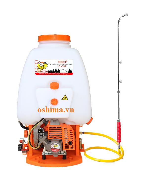 máy phun thuốc Oshima