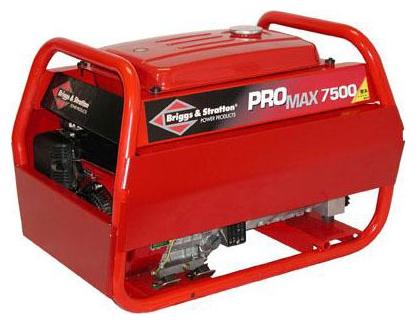 Một số thuật ngữ trên máy phát điện Promax
