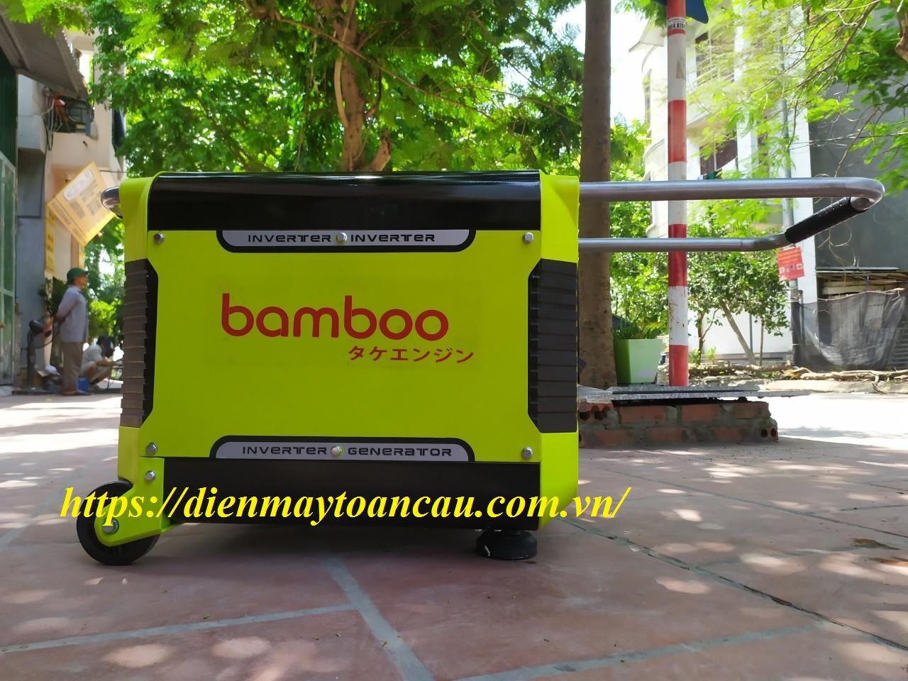 may-phat-dien-bamboo-bmb-eu3000i-inverter
