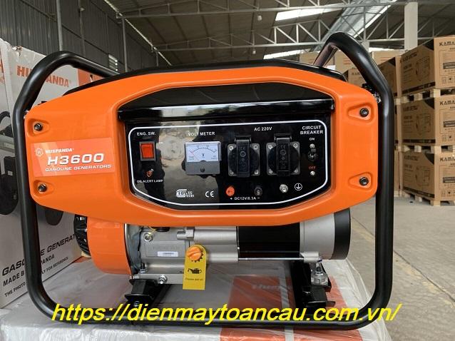Máy phát điện Huspanda H3600