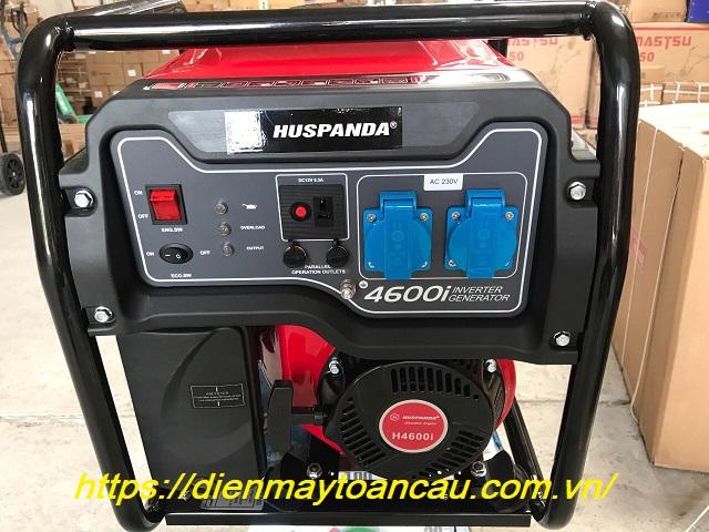 Máy phát điện Huspanda H4600i