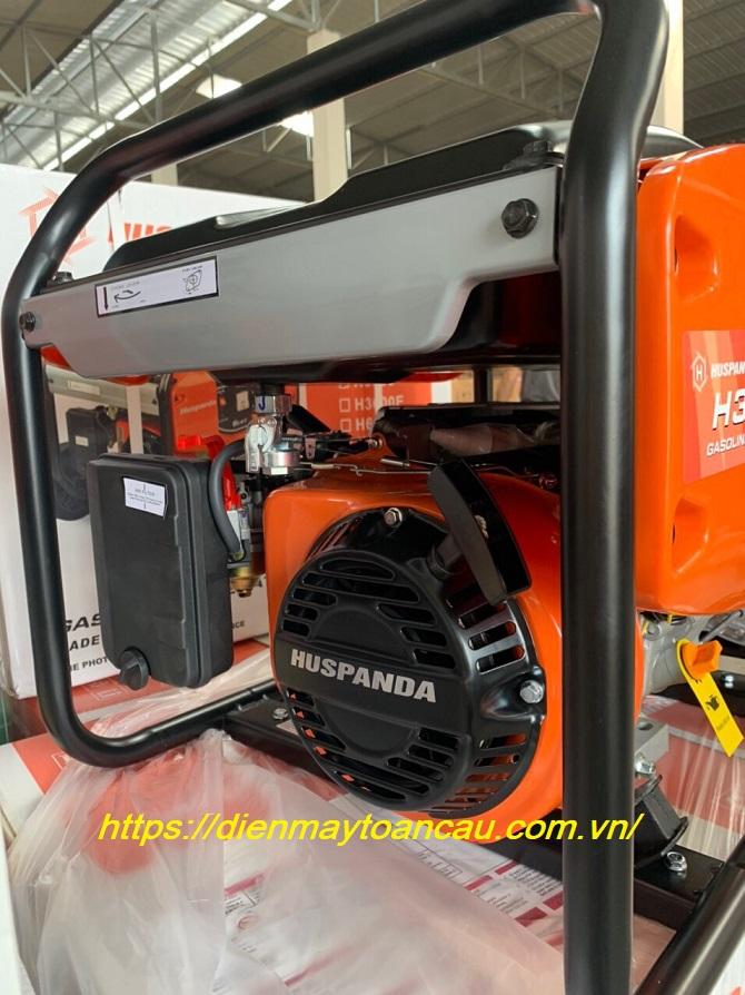 Máy phát điện Huspanda H6600E