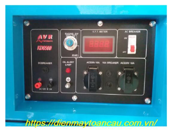 Máy phát điện Kamastsu KD8500