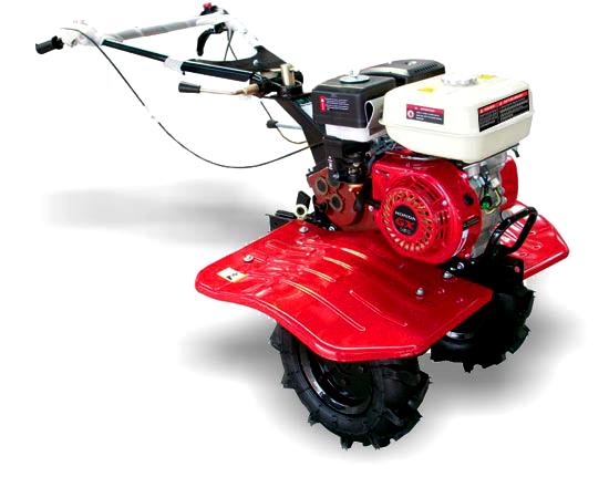 máy cày đất mini Honda GX200